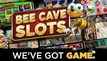 Screenshot of Bee Cave Slots