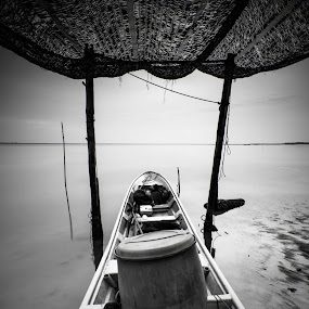 Just a Stopover by Nizamuddin Mazlan - Landscapes Beaches