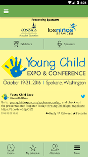 Young Child Expo & Conference - screenshot