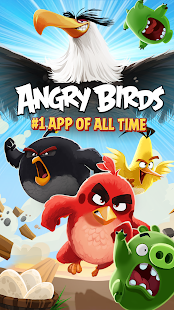 Download Angry Birds APK for Android Kitkat