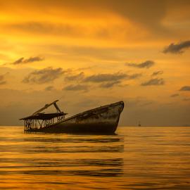 A Reminder by Dmitri Molido - Transportation Boats (  )