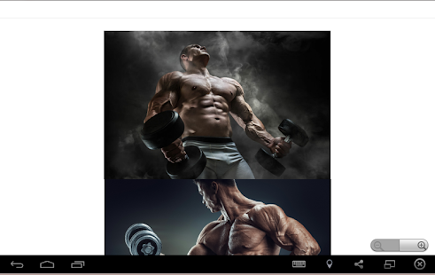 Bodybuilding Wallpapers HD - screenshot