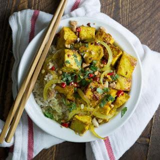 Lemongrass Tofu Recipes