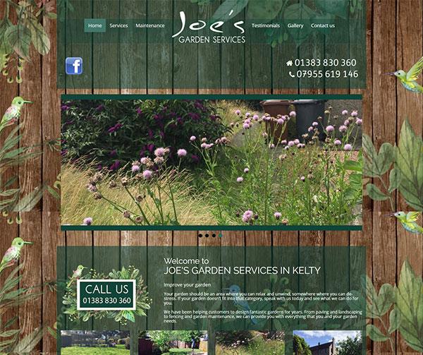 Joe's Garden Service