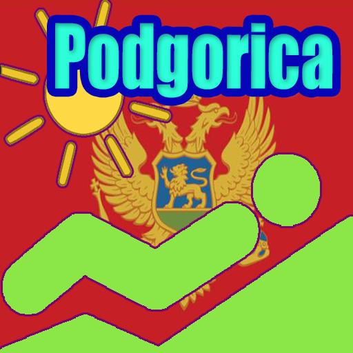 Android aplikacija Podgorica Tourist Map Offline na Android Srbija