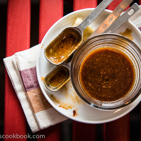 Homemade Hoisin Sauce