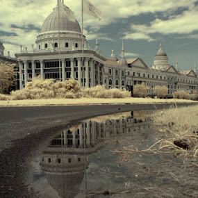 russian building by Anton Adhitian Nurgraha - Buildings & Architecture Office Buildings & Hotels