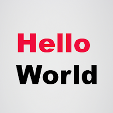 Hello, World !