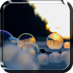 Frozen Bubbles Live Wallpaper Icon