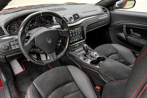 Major changes in the interior including a vastly improved infotainment system