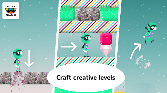 Toca Blocks- screenshot thumbnail