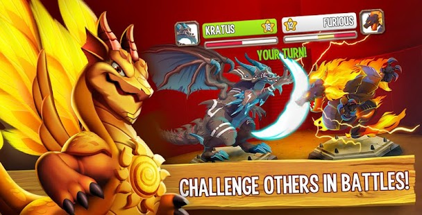 Dragon City APK for Nokia