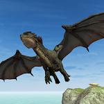 Flying Fury Dragon Simulator Icon