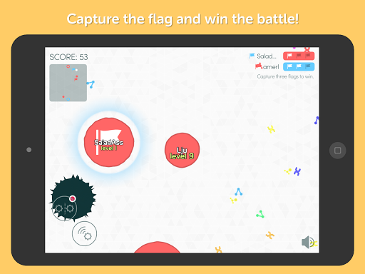 Mitosis: The Game - screenshot