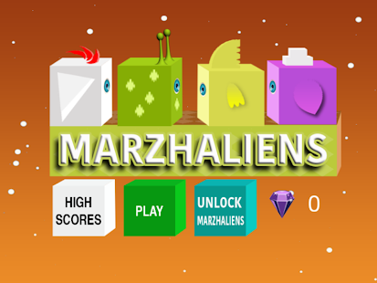 Marzhaliens - screenshot