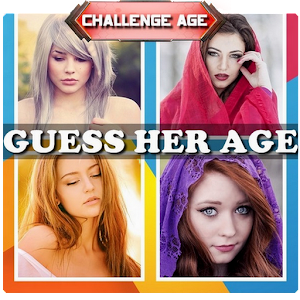 Guess her age - Game Age Test Challenge For PC (Windows & MAC)