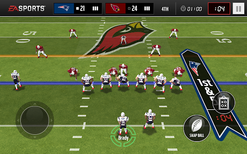 Game Madden NFL Mobile apk for kindle fire