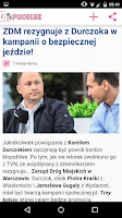 Screenshot of Pudelek.pl