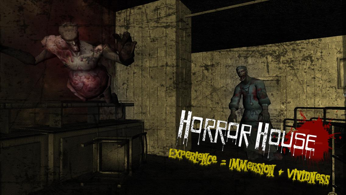 VR Horror House Screenshot 4