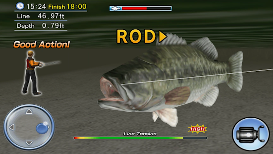 Game Bass Fishing 3D Free apk for kindle fire