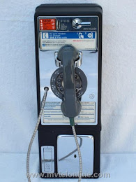 Single Slot Payphones - NY Tel Theater loc D-2 1