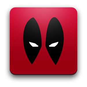 Watch Face: Deadpool