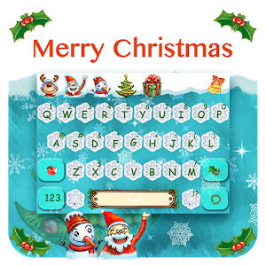 Download Merry Christmas Keyboard For PC Windows and Mac