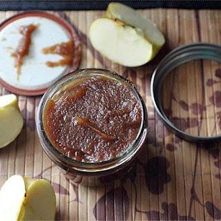 Low Calorie Apple Butter Recipes