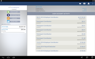 Screenshot of BenStrat Reimbursement Plan