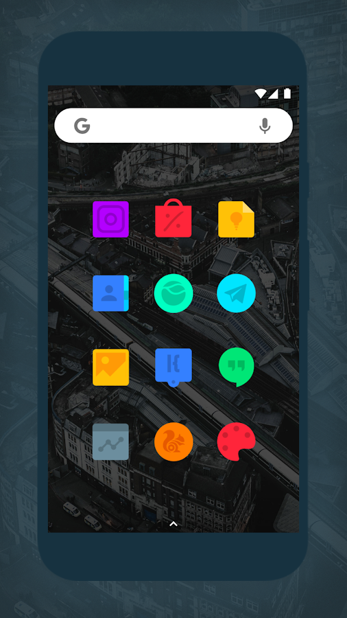 Aivy - Icon Pack Screenshot 4