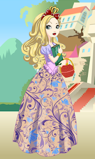 Dress up Apple White- screenshot thumbnail
