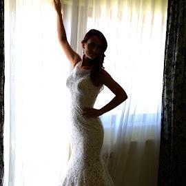 by Sasa Rajic Wedding Photography - Wedding Bride ( srbija, wedding photography, vencanje, novi sad, wedding day, weddings, wedding, sasa rajic wedding, wedding dress, wedding photographer, bride, wedding details, fotograf )