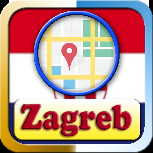 Android aplikacija Zagreb City Maps and Direction na Android Srbija