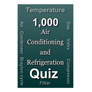 Download Air Conditioning and Refrigeration quiz For PC Windows and Mac