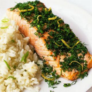 Jasmine Rice And Salmon Recipes