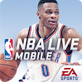 Game NBA LIVE Mobile Basketball APK for Kindle