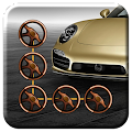 Luxury Car AppLock Theme