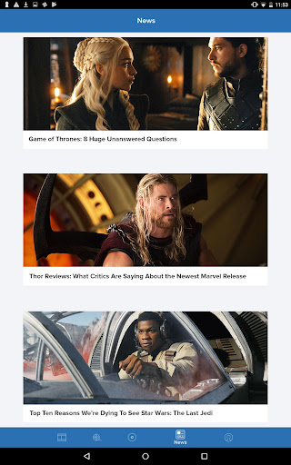 Movies by Flixster, with Rotten Tomatoes screenshot 15