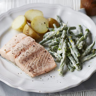 Poached Salmon Without Wine Recipes