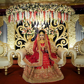 by Ashif Hasan - Wedding Bride