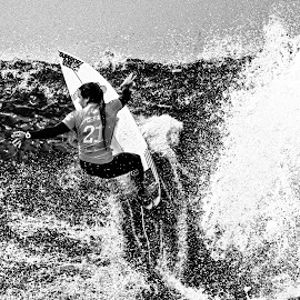 by RJ Photographics - Sports & Fitness Surfing