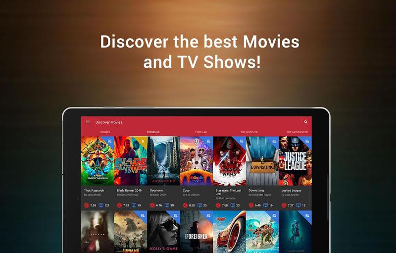 CineTrak: Your Movie and TV Show Diary Screenshot 8