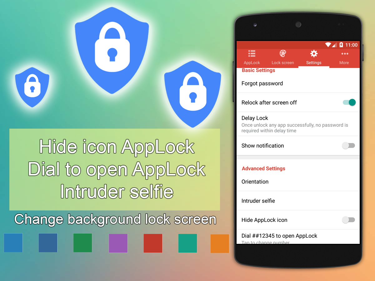 App Locker Master Pro Screenshot 3