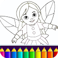 Game Girls Coloring Game APK for Kindle
