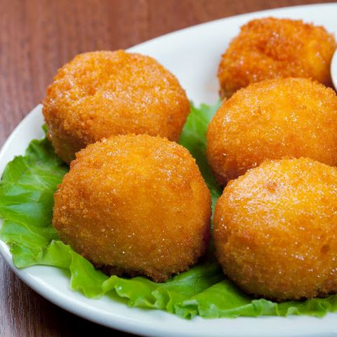 Smokey Chorizo and Potato Croquettes