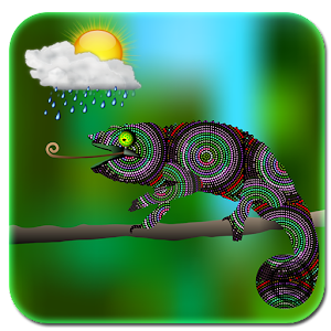 Chameleon weather