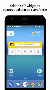 Free YP - The Real Yellow Pages APK for Windows 8