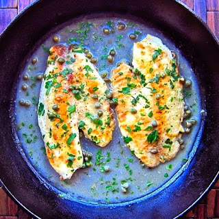 Lemon Piccata Tilapia Recipes