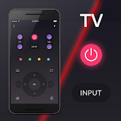 Universal TV Remote Controller Icon