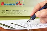 Free Online Sample Test